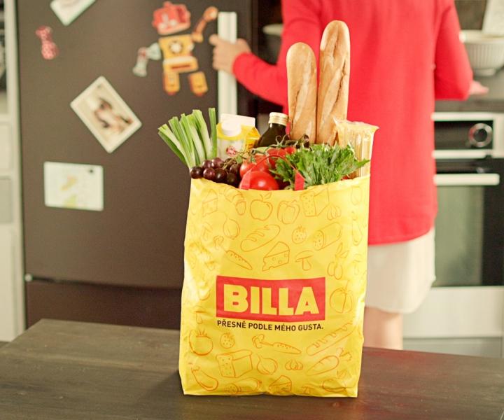 Billa – The Magic Bag