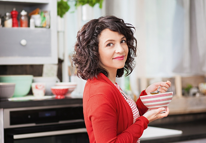 Karolína, domácí kuchařka – kniha