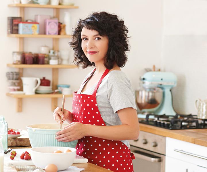 Karolína, domácí kuchařka – štěstí z kuchyně – the book