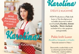 Karolina's new book is here!